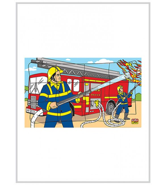 Edu Fun I Want to Be (Firefighter)