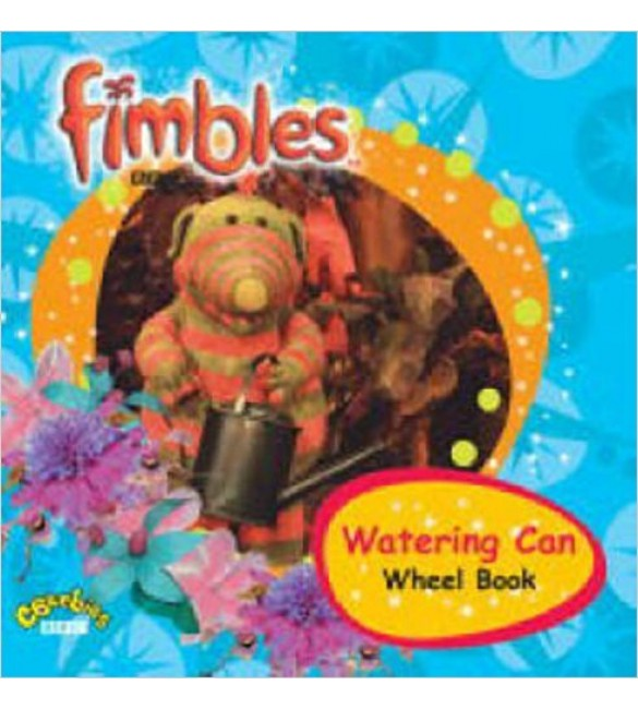 """Fimbles"" - Watering Can"