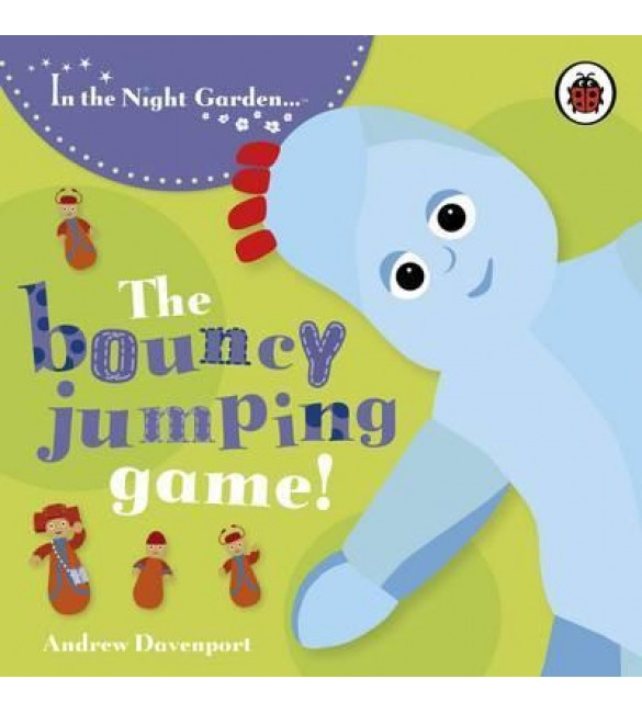 In the night garden: the bouncy jumping game