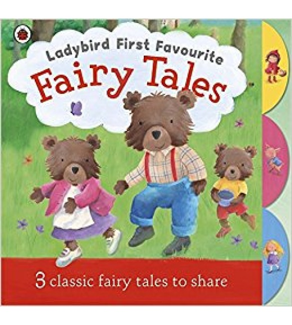 Ladybird First Favourite Fairy Tales