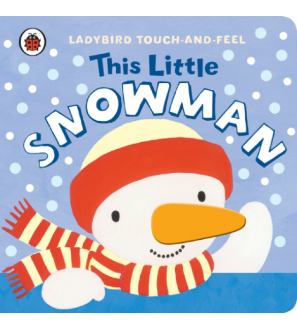 Ladybird Touch and Feel : This Little Snowman