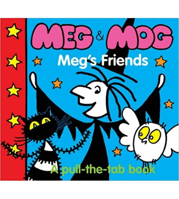 Marvellous Masks and Puzzles (Meg and Mog Books)