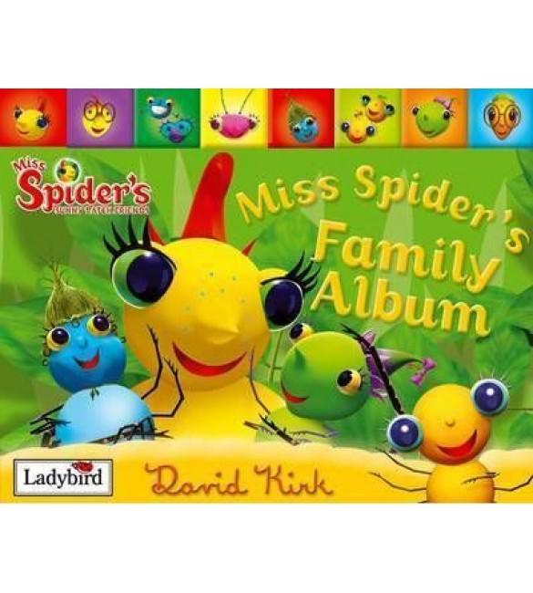 Miss Spider's Family Album