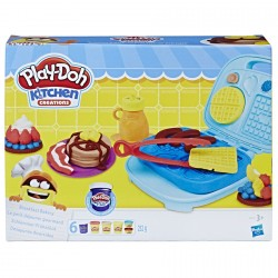 Play-Doh Kitchen Creation Breakfast Bakery