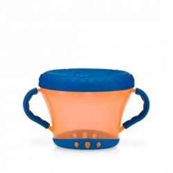 Nuby Snack Keeper- Orange