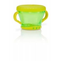 Nuby Snack Keeper- Yellow