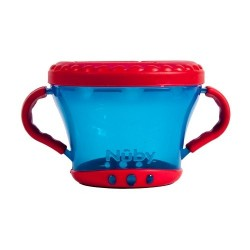 Nuby Snack Keeper- Red