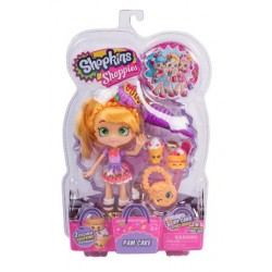 Shopkins Shoppies Doll - Pam Cake
