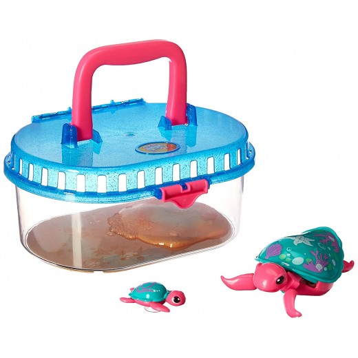 Little Live Pets S5 Lil' Turtle Tank