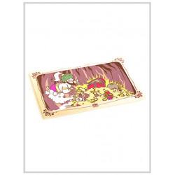 Edu Fun One thousand and one nights puzzle (Genie & jewelry)