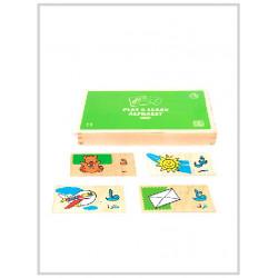 Edu Fun Play & Learn Alphabet - Arabic