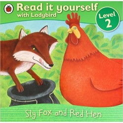Read It Yourself Level 2 Sly Fox And Red Hen