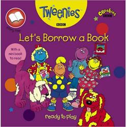 "A Surprise Storybook: Lets Borrow a Book (""Tweenies"")"