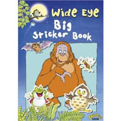Wide Eye Big Sticker Book
