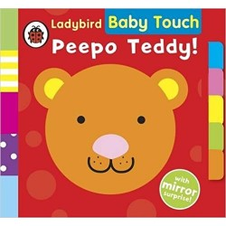 Baby Touch Peepo Teddy!