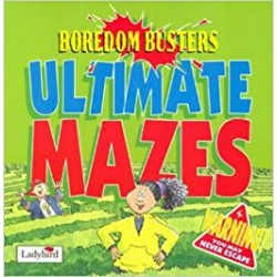 Ultimate Mazes (Boredom Busters)