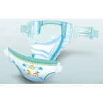 Pampers Baby-Dry Size 2, 3-6 Kg, 35 Count
