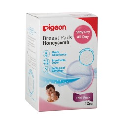 Pigeon Honeycomb Breast Pads 12 pcs.