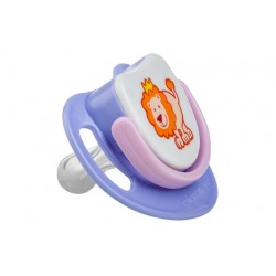 Pigeon Silicone Pacifier Step 1 - (Lion)