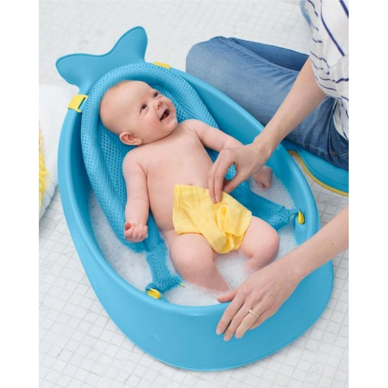 6306651d723 Baby Health   Safety Bath Time. Out Of Stock Skip Hop Moby Smart Sling 3-Stage  Tub