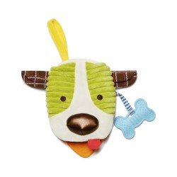 Skip Hop Bandana Buddies Puppetbook - Dog