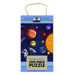 Innovative Kids Green Start 100-Piece Puzzle: Outer Space Puzzle