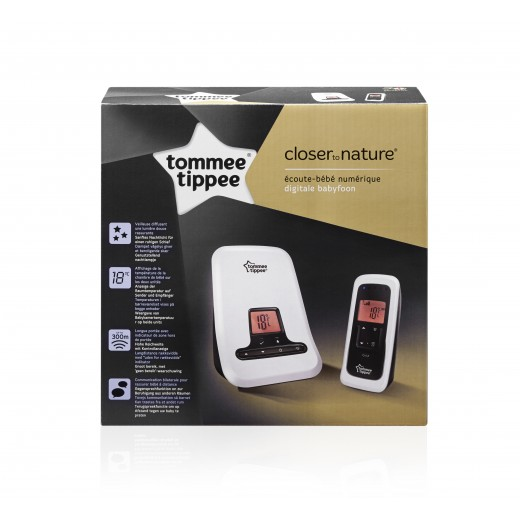 Tommee Tippee Closer to Nature Digital Monitor