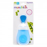 Munchkin Squeeze Spoon (Blue)