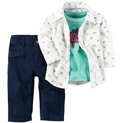 Carter's Baby Boys' 3-PC Sets
