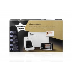 Tommee Tippee Closer to Nature Video Sensor Monitor