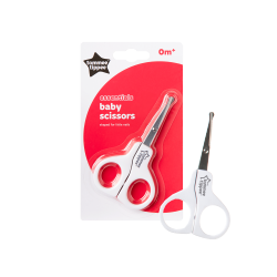 Tommee Tippee Essential Basics Baby Scissors