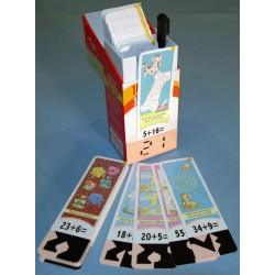 Math Magic Addition Flash Cards