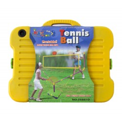 king sport tennis ball portable set