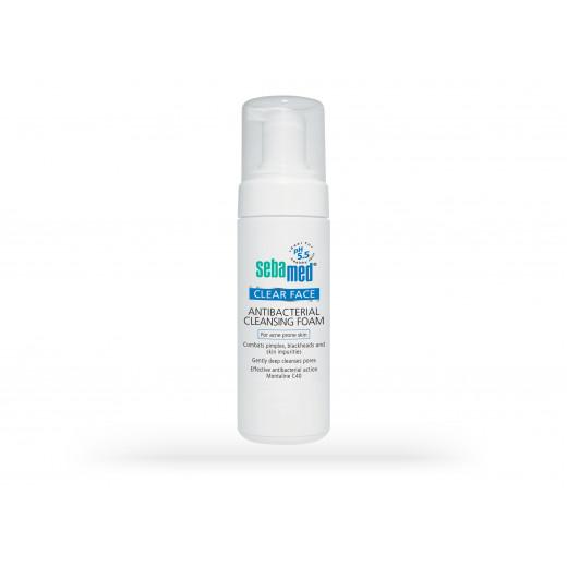 Sebamed Clear Face Anti-Bacterial Cleansing Foam