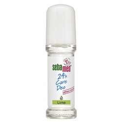 Sebamed 24 hr. Care Deodorant Roll-On-Lime