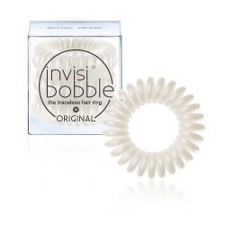 invisibobble hair tie - 3 Pieces of ORIGINAL Royal Pearl