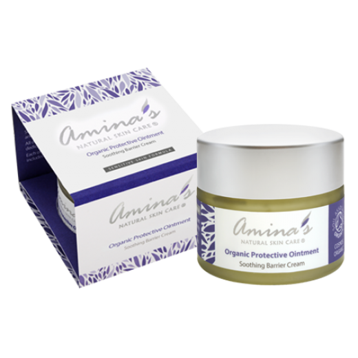 Amina's Organic Protective Ointment With Herbs 50ml