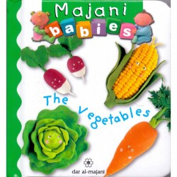 Majani Babies: The Vegetable - English