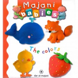 Majani Babies: The Colors - English