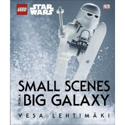 Lego Star Wars Small Scenes From A Big Galaxy