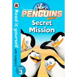 Read It Yourself with Ladybird: Level 3: Penguins of Madagascar: Secret Mission