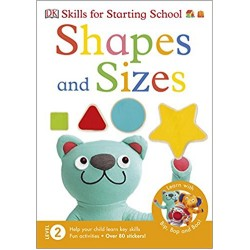 Shapes and Sizes (Skills for Starting School)