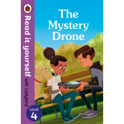 The Mystery Drone – Read It Yourself with Ladybird Level 4
