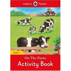 Ladybird Readers Level 1 - On the Farm Activity Book