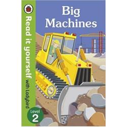 Ladybird - Big Machines : Level 2
