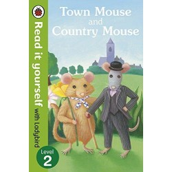 Ladybird : The Town Mouse and the Country Mouse