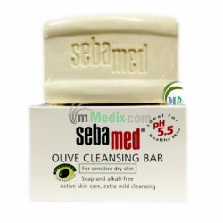 Sebamed Olive Cleansing Bar 150g