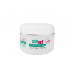 Sebamed Relief Face Cream 5% Urea for Extreme Dry Skin