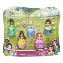 Disney Princess Hasbro Royal Sparkle Collection Snap-ins