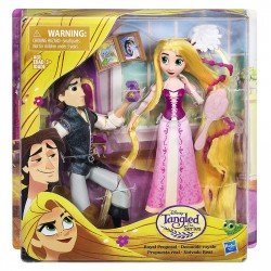 Disney Princess Tangled The Series Royal Proposal 2 Pack Figures